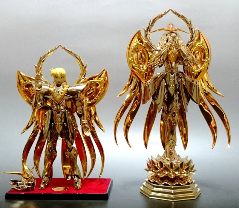 Galerie de la Vierge Soul of Gold (God Cloth) Ldqwg810