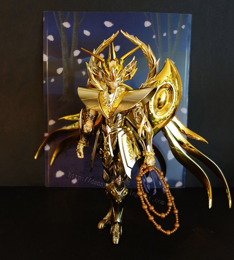 Galerie de la Vierge Soul of Gold (God Cloth) Pw4310