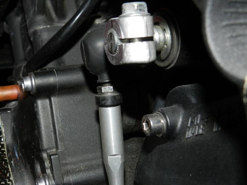 [RSV4r 2010] ratés moteur suite montage shifter starlane 18010