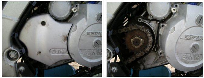 F650 GS mono: changement du capteur d'allumage Couver10