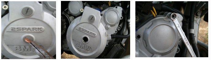 F650 GS mono: changement du capteur d'allumage Dyviss10