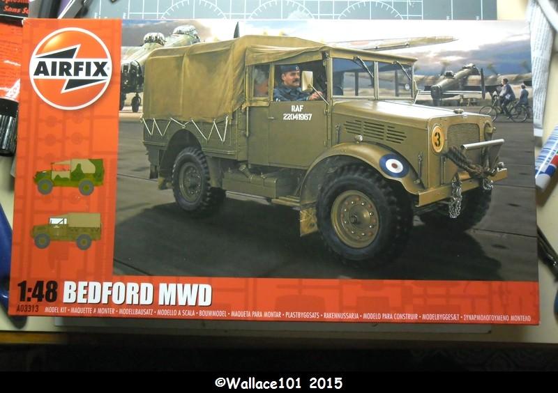 "Bedford MWD 1/48 Airfix /accesoires ""Red Zebra"" Sam_0526"