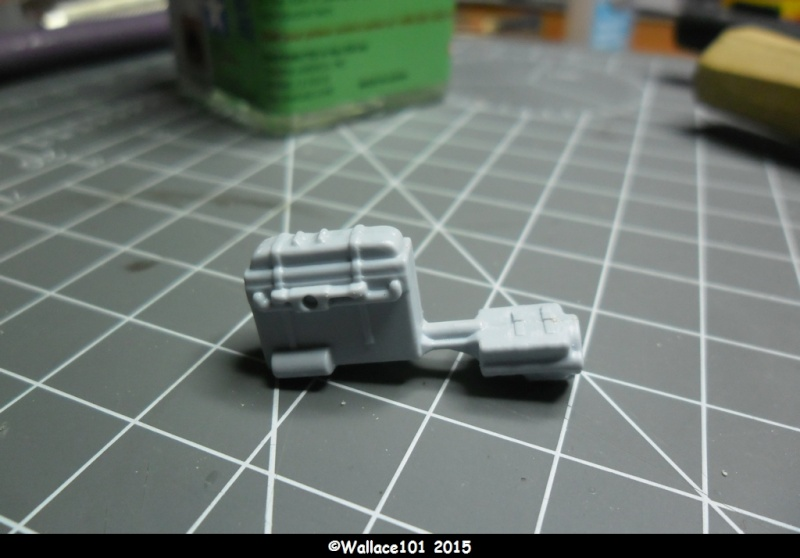 "Bedford MWD 1/48 Airfix /accesoires ""Red Zebra"" Sam_0528"