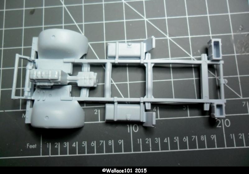 "Bedford MWD 1/48 Airfix /accesoires ""Red Zebra"" Sam_0530"