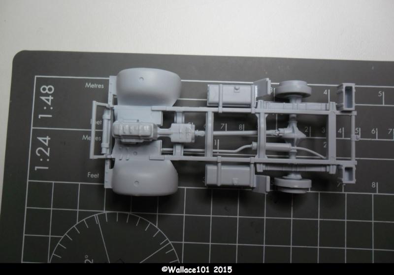 "Bedford MWD 1/48 Airfix /accesoires ""Red Zebra"" Sam_0533"