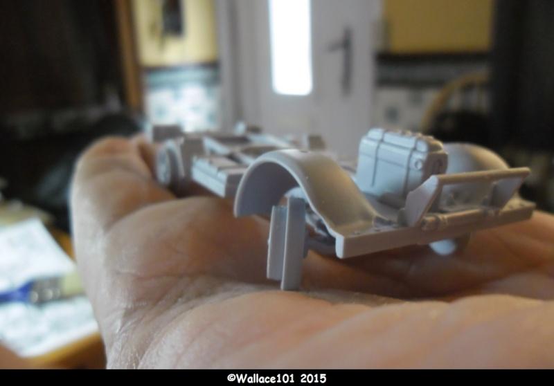 "Bedford MWD 1/48 Airfix /accesoires ""Red Zebra"" Sam_0535"
