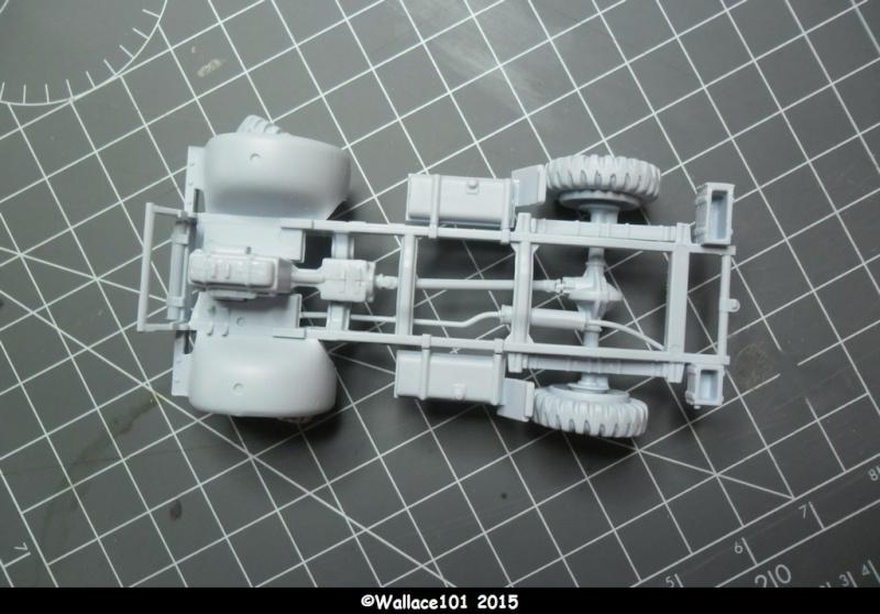"Bedford MWD 1/48 Airfix /accesoires ""Red Zebra"" Sam_0537"