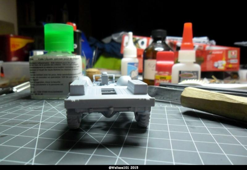 "Bedford MWD 1/48 Airfix /accesoires ""Red Zebra"" Sam_0539"
