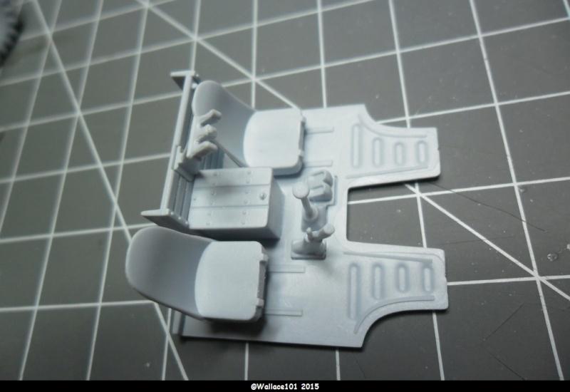 "Bedford MWD 1/48 Airfix /accesoires ""Red Zebra"" Sam_0541"