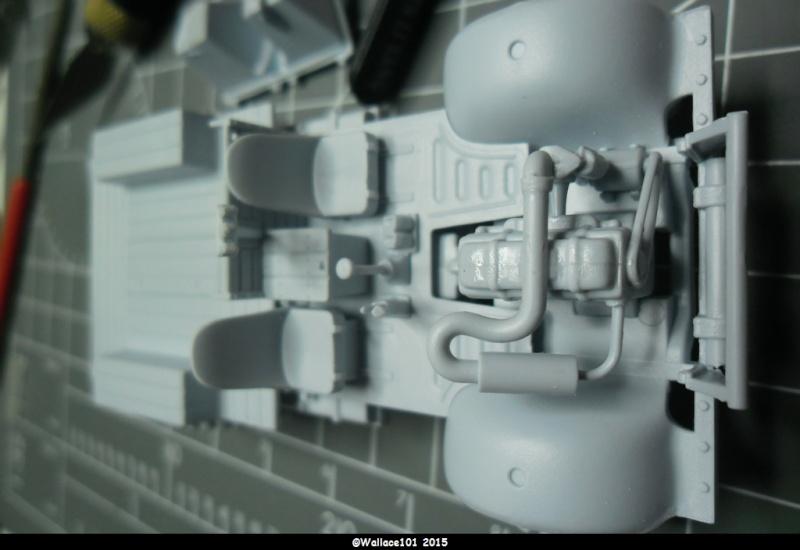 "Bedford MWD 1/48 Airfix /accesoires ""Red Zebra"" Sam_0546"