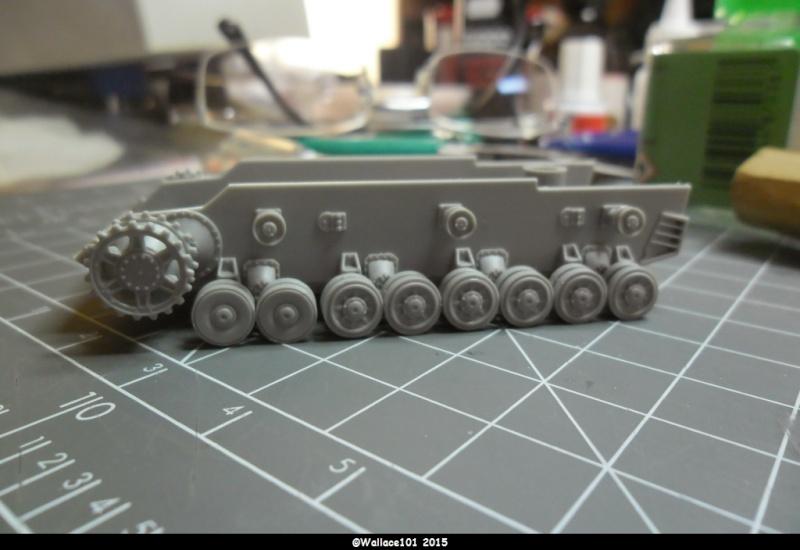 Jagdpanzer IV L/70 Late Dragon 1/72 (7293) Apprêts Sam_0720