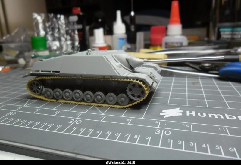 Jagdpanzer IV L/70 Late Dragon 1/72 (7293) Apprêts Sam_0735