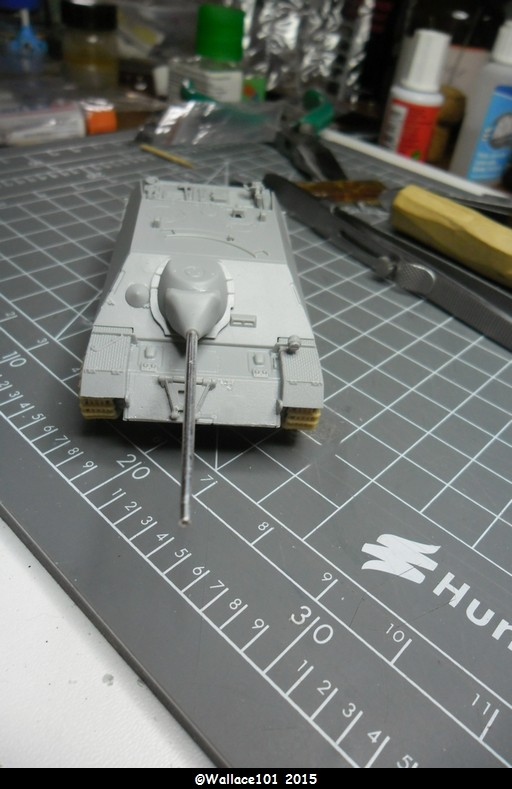 Jagdpanzer IV L/70 Late Dragon 1/72 (7293) Apprêts Sam_0736