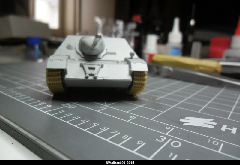 Jagdpanzer IV L/70 Late Dragon 1/72 (7293) Apprêts Sam_0737