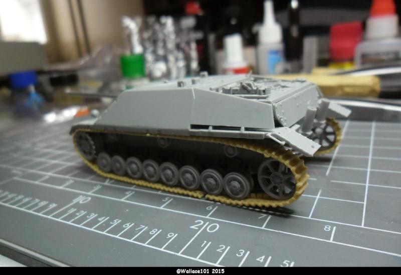 Jagdpanzer IV L/70 Late Dragon 1/72 (7293) Apprêts Sam_0738