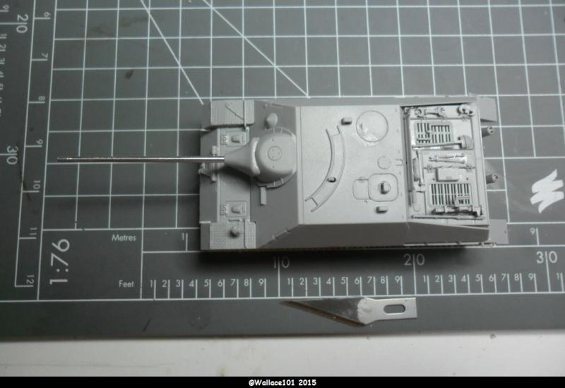 Jagdpanzer IV L/70 Late Dragon 1/72 (7293) Apprêts Sam_0739