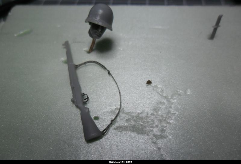 Bastogne 44 101 airborne 1/35 (Dragon 6163, Eduard TP500, Alliance Modelworks, Alpine) Acryliques, sous-couchage enamels. Sam_0760