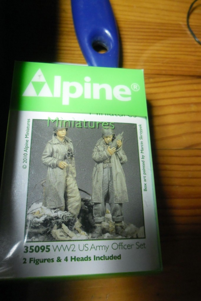 Bastogne 44 101 airborne 1/35 (Dragon 6163, Eduard TP500, Alliance Modelworks, Alpine) Acryliques, sous-couchage enamels. Sam_0766