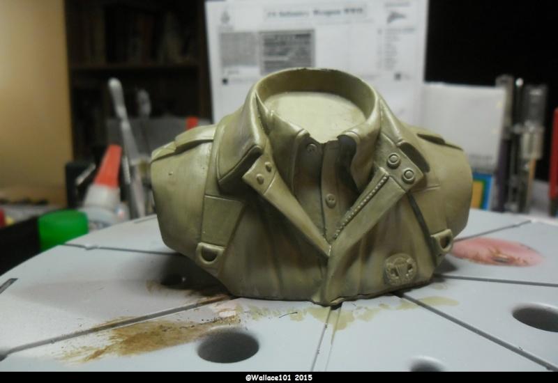 Para du 326th airborne engineer battalion D-Day (Verlinden 1/4) Acryliques; souscouchage enamels. Sam_0777