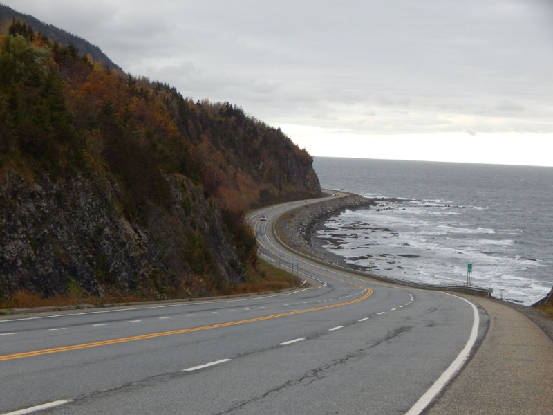Route 132 et Gaspésie  Gaspes11