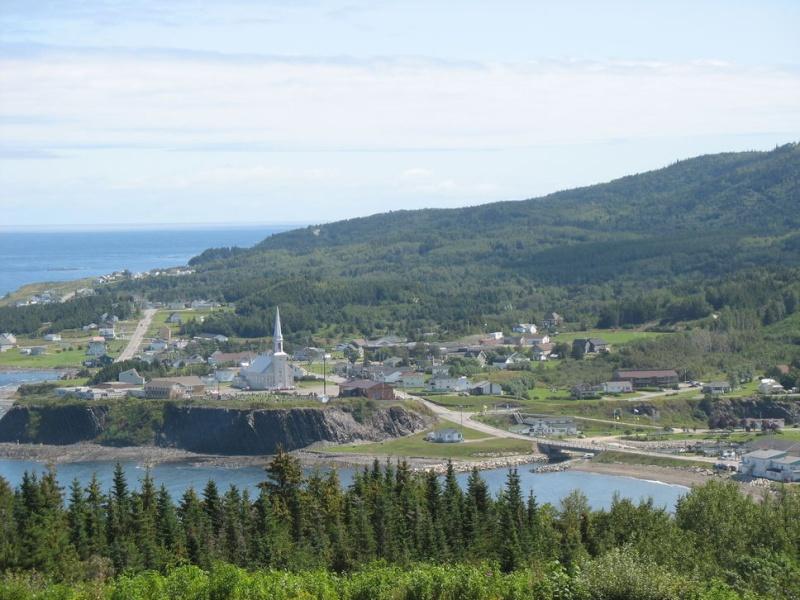 Route 132 et Gaspésie  Gaspes13