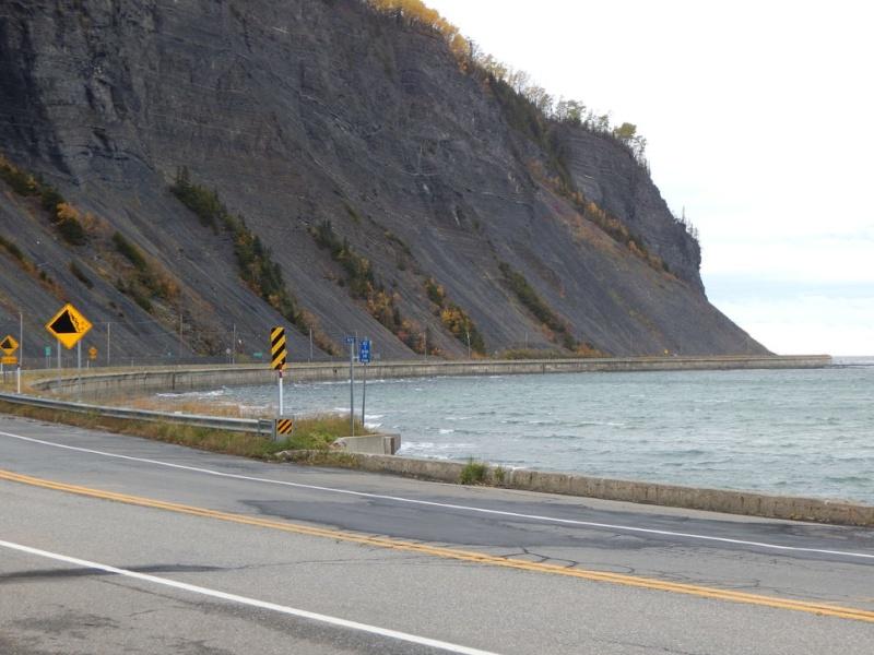 Route 132 et Gaspésie  Gaspes14