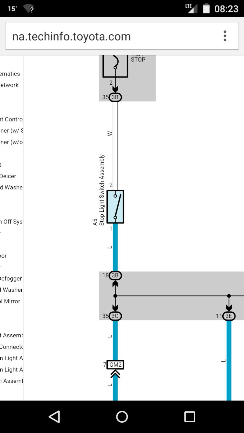 Instalation de boite pour frein electrique Screen11