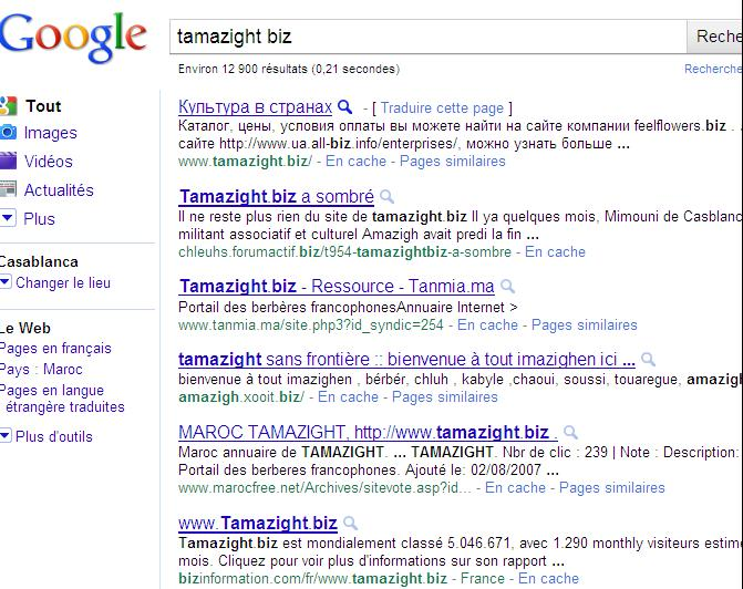 tamazight - tamazight biz tout a commencé en 2004 pour finir en sabordage par mimouni  sur les rives de la seine Tamazi13
