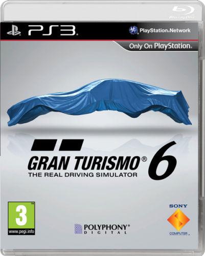 Différence entre ces 2 jaquettes Gran Turismo 6 ? Jaq210