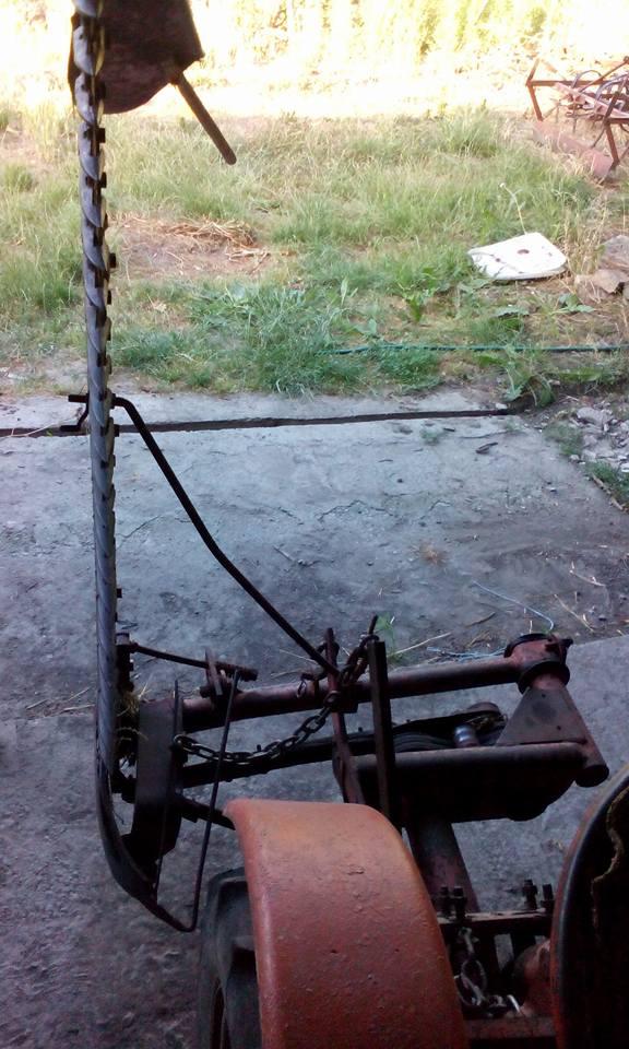 Traktorske kose  za male traktore 11947610