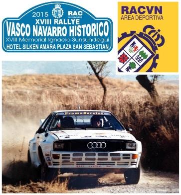 XVIII Rallye Vasco-Navarro Histórico (17/10/2015) Memori10