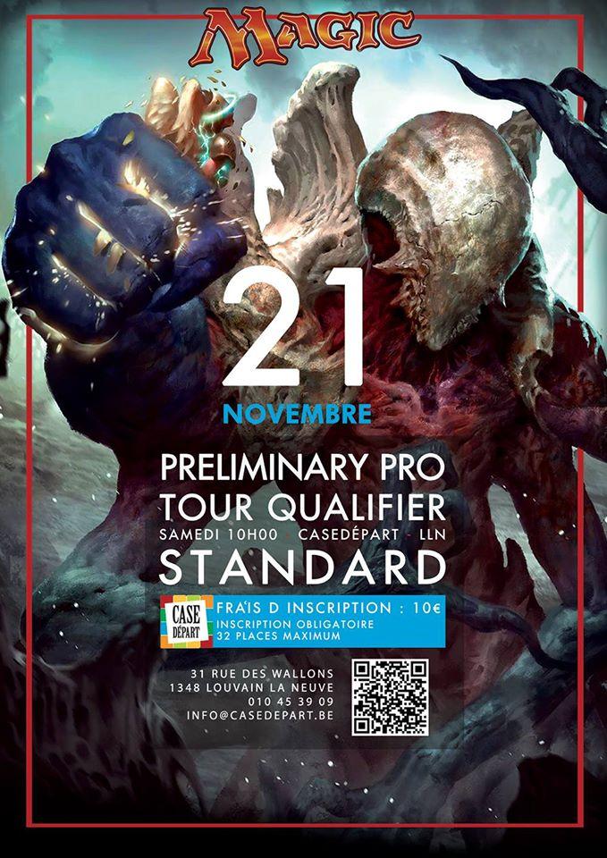 [21/11] PPTQ Standard Case Départ @ Louvain-La-Neuve 12182911