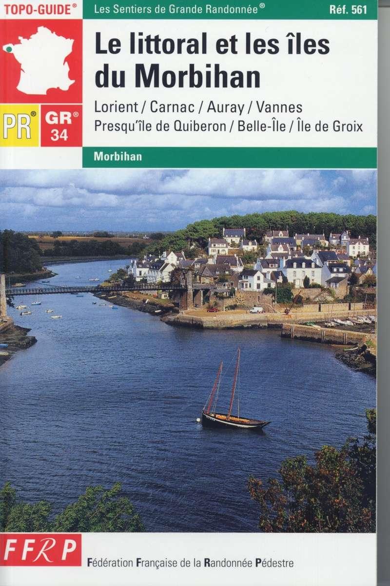 Le littoral et les îles du Morbihan  Ffpr_l10