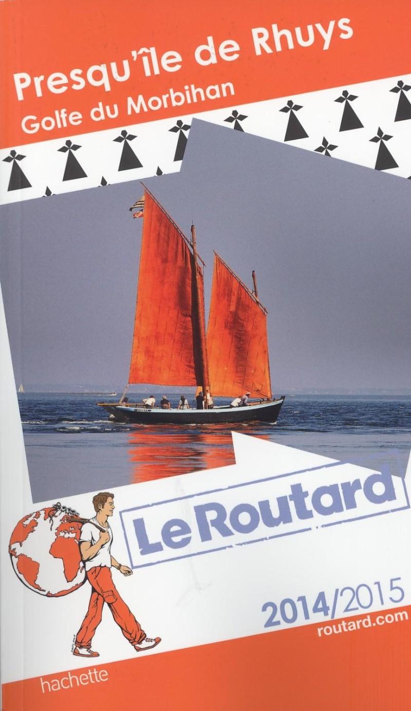 Guide du Routard, Presqu'île de Rhuys, 2014/2015  Routar10