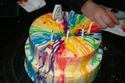 Gâteau Arc-en-ciel pour les 4 ans de mes jujus !!  Imgp4311