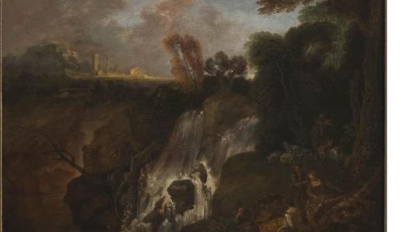 Réouverture du musée de Valenciennes et réapparition d'un Watteau 13598910