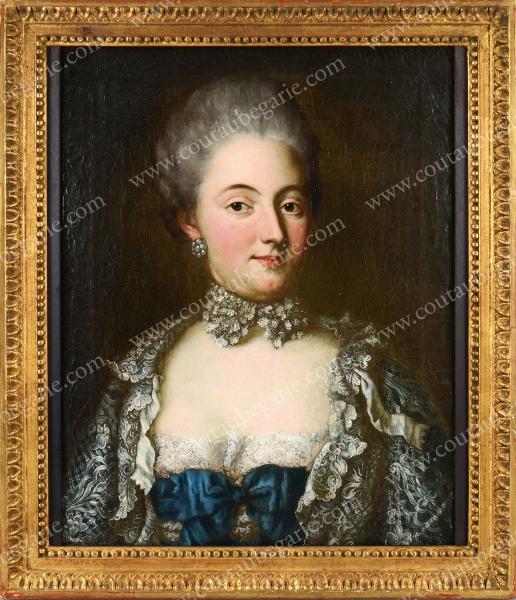 Vente de Souvenirs Historiques - aux enchères plusieurs reliques de la Reine Marie-Antoinette - Page 2 14468210