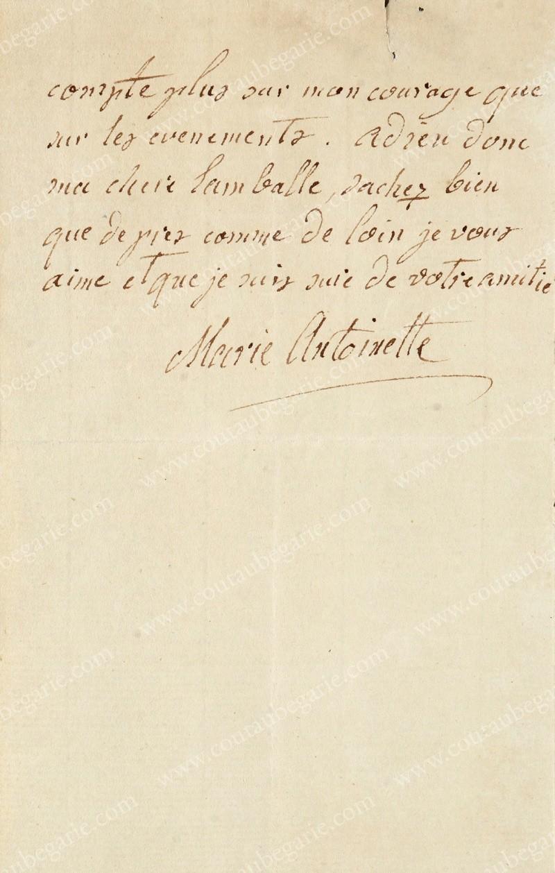 Vente de Souvenirs Historiques - aux enchères plusieurs reliques de la Reine Marie-Antoinette - Page 3 14468216