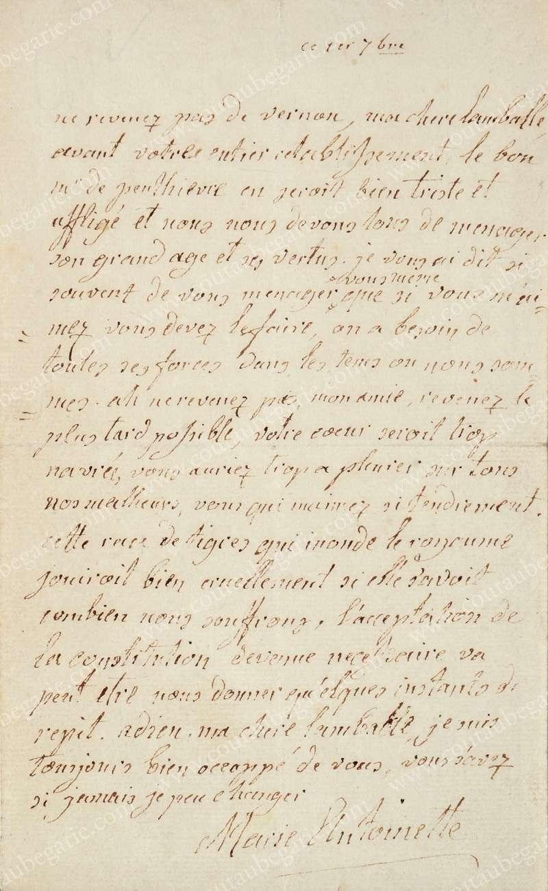 Vente de Souvenirs Historiques - aux enchères plusieurs reliques de la Reine Marie-Antoinette - Page 3 14468217