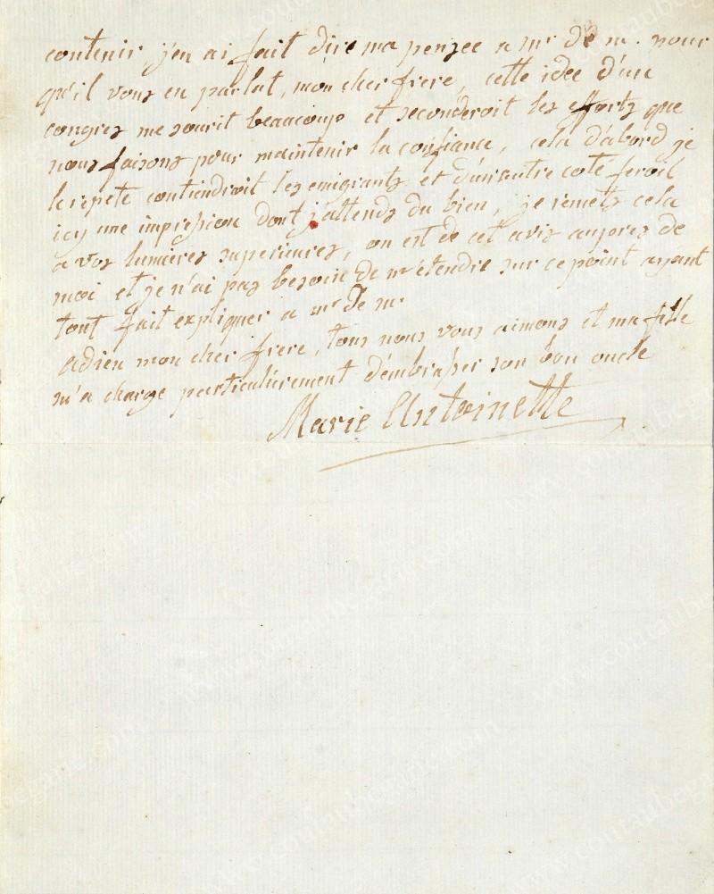 Vente de Souvenirs Historiques - aux enchères plusieurs reliques de la Reine Marie-Antoinette - Page 3 14468220