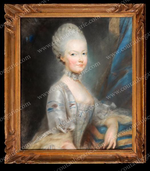 Vente de Souvenirs Historiques - aux enchères plusieurs reliques de la Reine Marie-Antoinette - Page 2 14468310