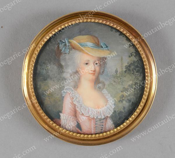 Vente de Souvenirs Historiques - aux enchères plusieurs reliques de la Reine Marie-Antoinette - Page 2 14468815