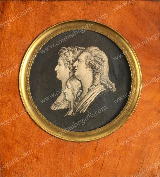 Vente de Souvenirs Historiques - aux enchères plusieurs reliques de la Reine Marie-Antoinette - Page 3 14469211