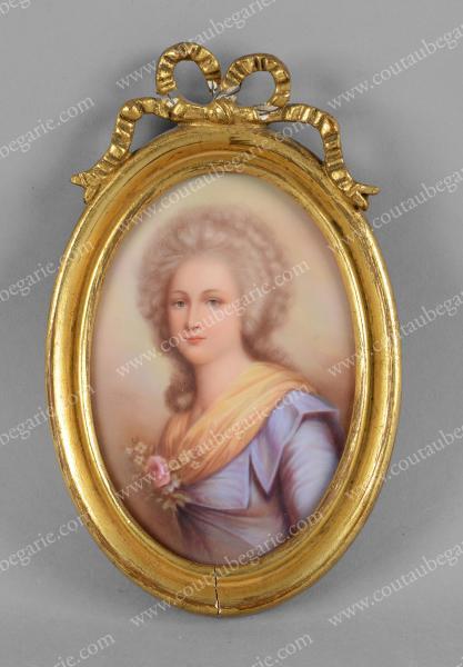 Vente de Souvenirs Historiques - aux enchères plusieurs reliques de la Reine Marie-Antoinette - Page 3 14469310