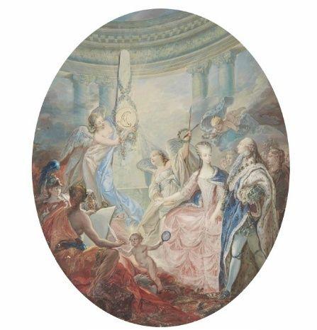 "Vente ""Collection Marie-Antoinette"" chez Christie's 3 novembre 2015 Christ14"