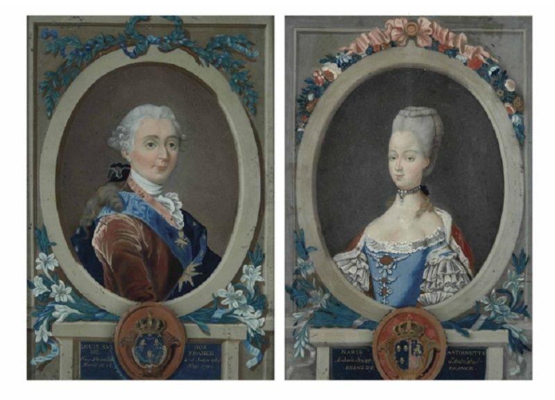 "Vente ""Collection Marie-Antoinette"" chez Christie's 3 novembre 2015 Christ23"