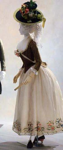 Modes et Costumes Hist110