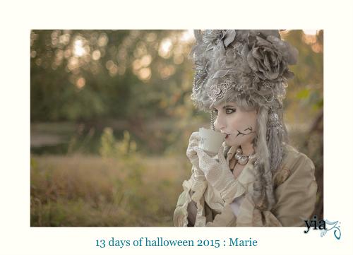 Marie Antoinette steampunk Tumblr11