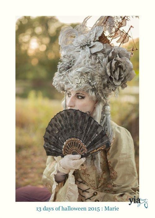 Marie Antoinette steampunk Tumblr14
