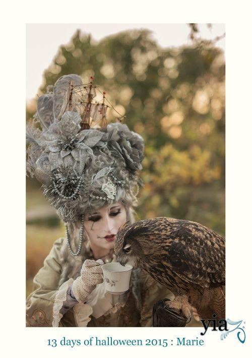 Marie Antoinette steampunk Tumblr15